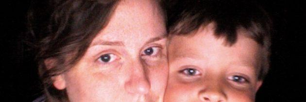 'Sa with her son John