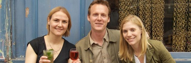 Sophie, Bill and Kate