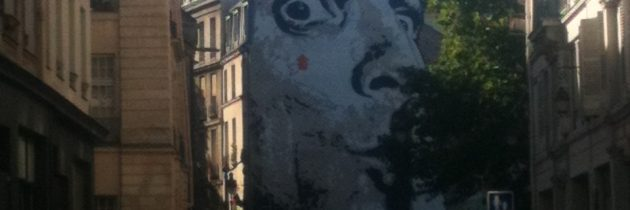 Mural Paris